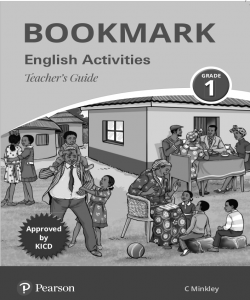 English Activities Grade1 - Teacher's Guide