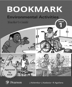 Environmental Activities Grade1 - Teacher's Guide