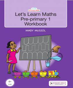 Let' Learn Maths PP1 Workbook