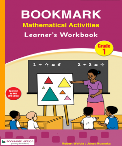 Mathematical Activities Grade1- Learners Workbook