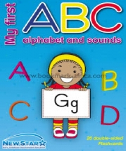 My First ABC alphabet and sounds - PP1 and PP2