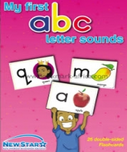 My First abc letter sounds - PP1 and PP2