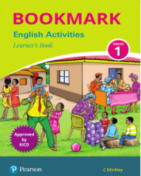 English Activities Grade1 - Learner's Book