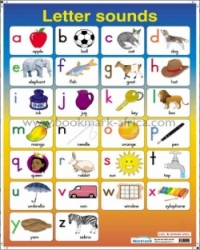 My First ABC Letter Sounds