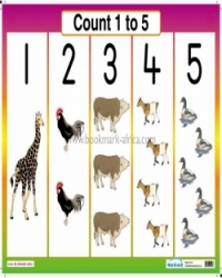 Count 1 to 5/Number and name 1 to 5 - PP1