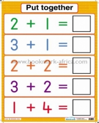 Put Together: Numerals with answers/Numerals with no answers - PP2