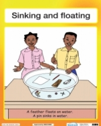 Sinking and floating/Pushing and pulling - PP2